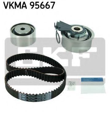 Ремкомплект ремня ГРМ SKF VKMA95667