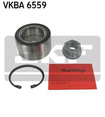 Подшипник ступицы комплект SKF VKBA6559