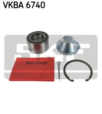 Комплект подшипника ступицы колеса SKF VKBA6740