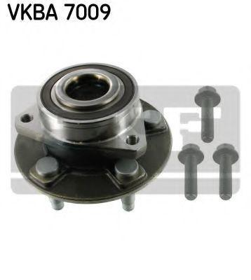 Подшипник ступицы комплект SKF VKBA7009