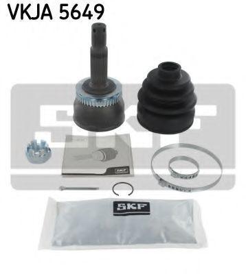 ШРУС с пыльником SKF VKJA5649