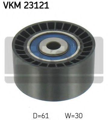 Ролик направляющий SKF VKM23121