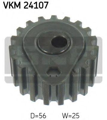 Ролик натяжителя ремня SKF VKM24107