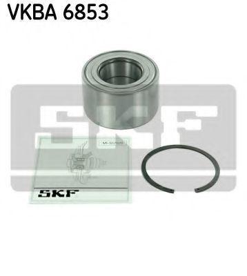 Подшипник ступицы колеса комплект SKF VKBA 6853