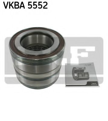 Подшипник ступицы комплект SKF VKBA5552