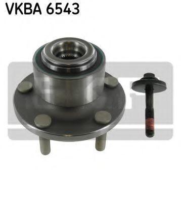 Подшипник ступицы комплект SKF VKBA6543