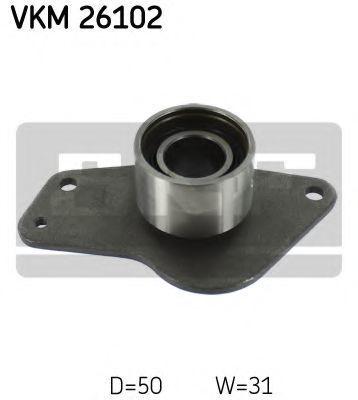 Ролик ремня SKF VKM26102