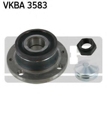 Ступица колеса с подшипником SKF VKBA3583