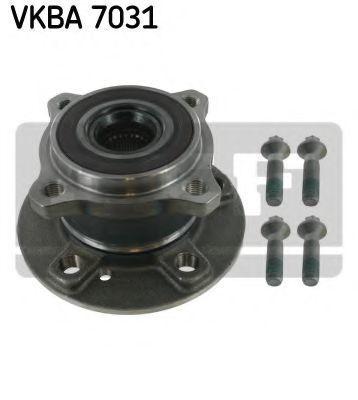 Подшипник ступицы колеса комплект SKF VKBA7031