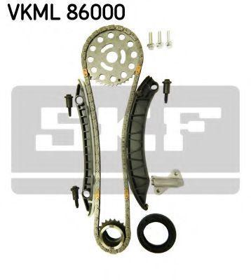 Цепь ГРМ комплект SKF VKML86000