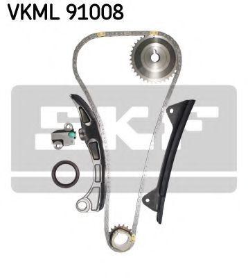 Комплект цели привода распредвала SKF VKML91008
