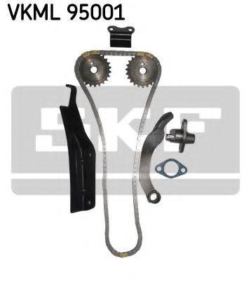 Ремкомплект цепи ГРМ SKF VKML95001