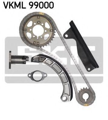Комплект цели привода распредвала SKF VKML99000