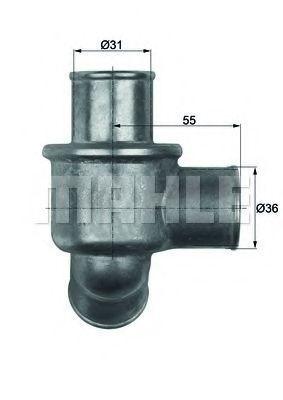 Термостат, охлаждающая жидкость BEHR THERMOT-TRONIK TH3279