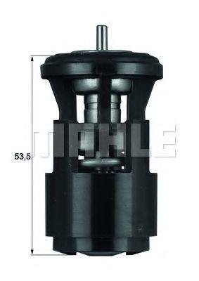 Термостат, охлаждающая жидкость BEHR THERMOT-TRONIK TX4187D
