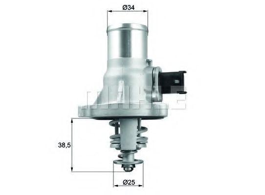 Термостат, охлаждающая жидкость BEHR THERMOT-TRONIK TM41105