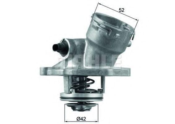 Термостат, охлаждающая жидкость BEHR THERMOT-TRONIK TM45100D