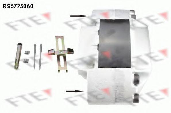 Тормозной суппорт FTE RS57250A0
