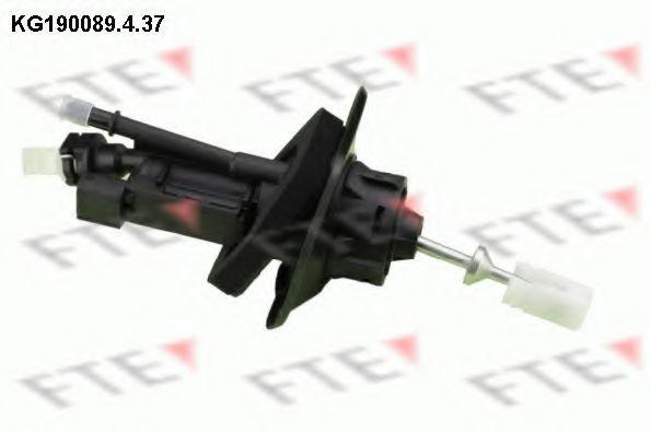 Главный цилиндр, система сцепления FTE KG190089437