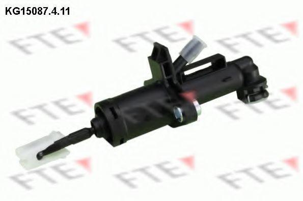 Главный цилиндр, система сцепления FTE KG15087411