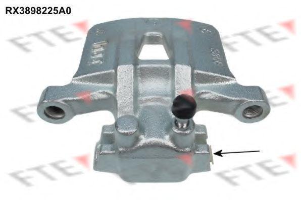 Тормозной суппорт FTE RX3898225A0