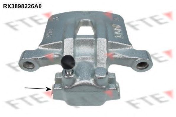 Тормозной суппорт FTE RX3898226A0