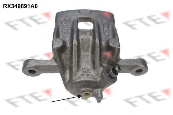 Тормозной суппорт FTE RX349891A0