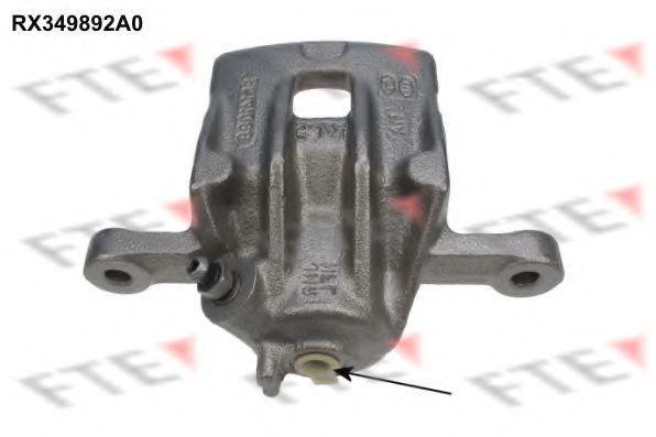 Тормозной суппорт FTE RX349892A0