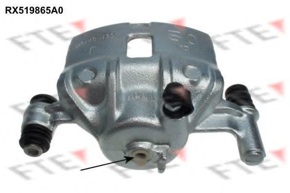 Тормозной суппорт FTE RX519865A0