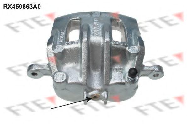 Тормозной суппорт FTE RX459863A0