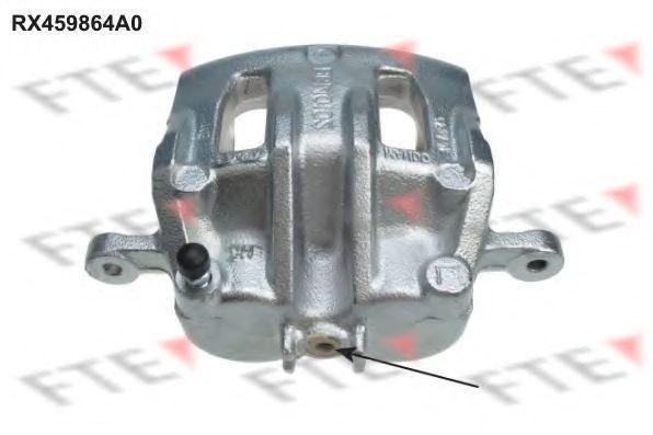 Тормозной суппорт FTE RX459864A0
