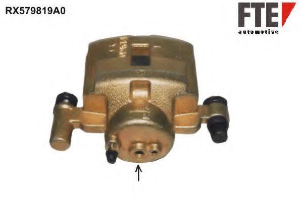 Тормозной суппорт FTE RX579819A0