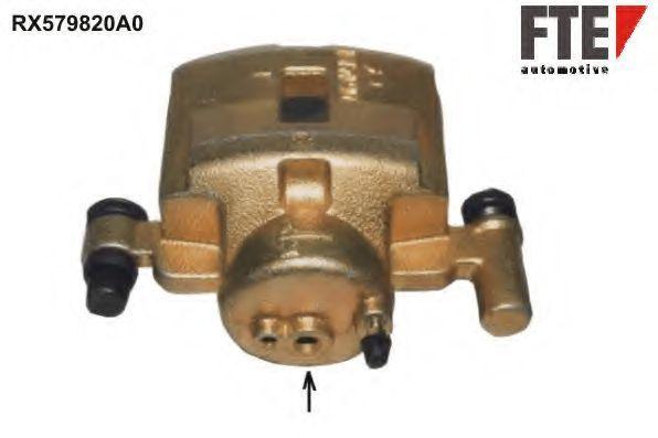 Тормозной суппорт FTE RX579820A0