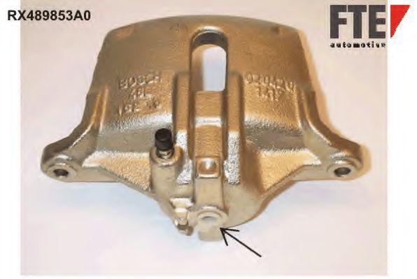 Тормозной суппорт FTE RX489853A0
