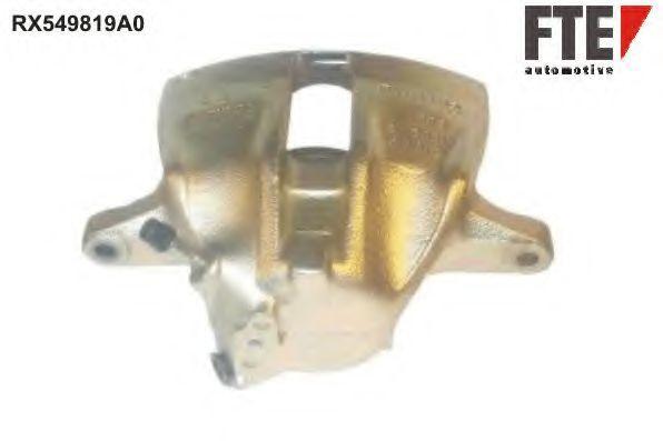 Суппорт тормозной FTE RX549819A0