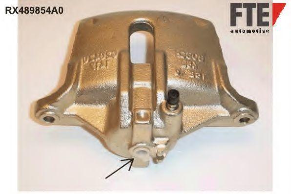 Тормозной суппорт FTE RX489854A0