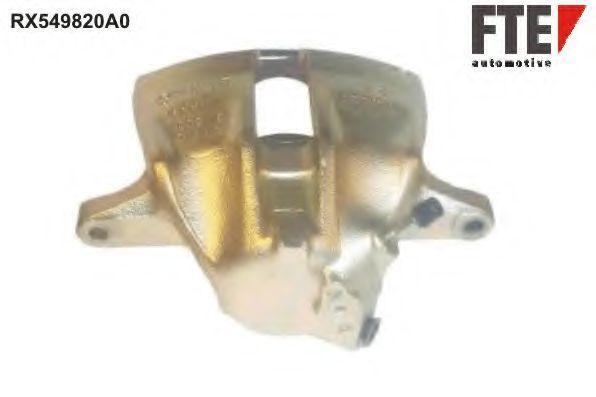 Суппорт тормозной FTE RX549820A0