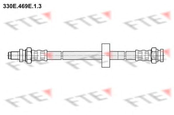 Тормозной шланг FTE 330E469E13
