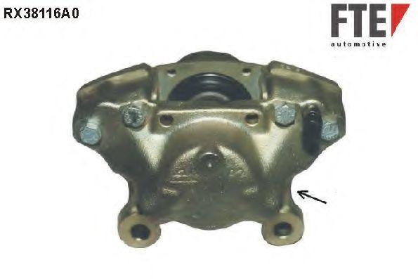 Тормозной суппорт FTE RX38116A0