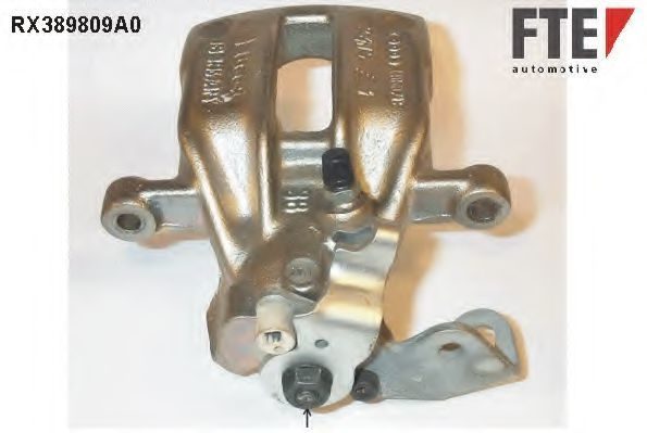 Суппорт тормозной FTE RX389809A0