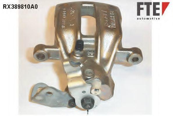 Суппорт тормозной FTE RX389810A0