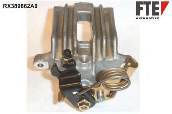 Тормозной суппорт FTE RX389862A0