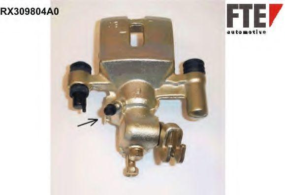 Тормозной суппорт FTE RX309804A0
