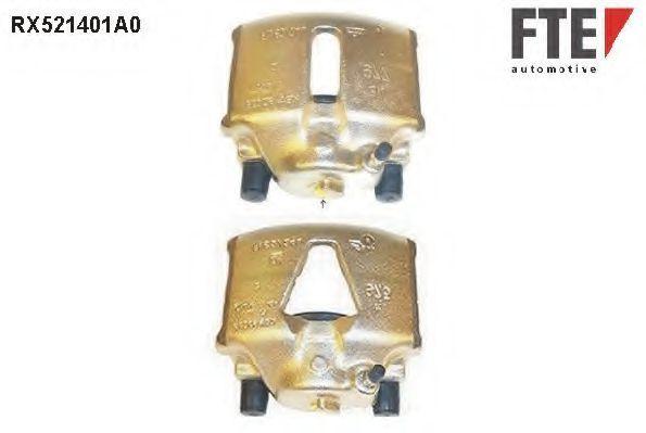Тормозной суппорт FTE RX521401A0