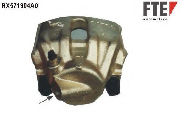 Тормозной суппорт FTE RX571304A0