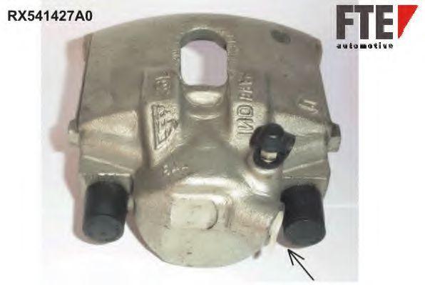 Суппорт тормозной FTE RX541427A0