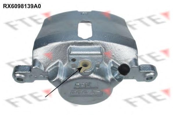 Тормозной суппорт FTE RX6098139A0
