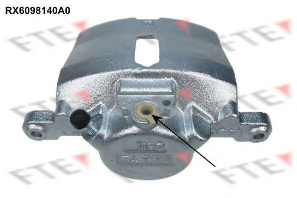 Тормозной суппорт FTE RX6098140A0