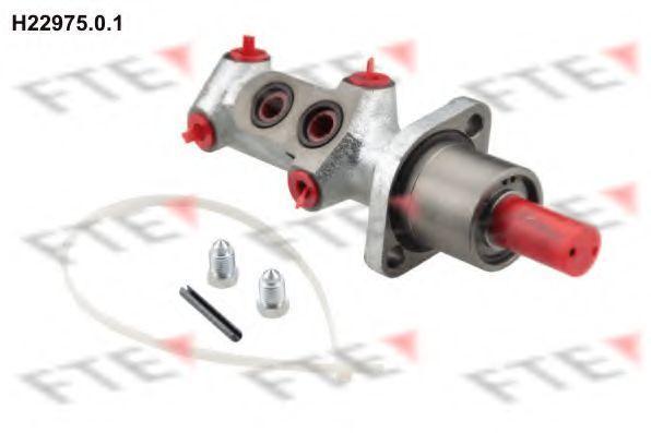 Главный тормозной цилиндр FTE H2297501