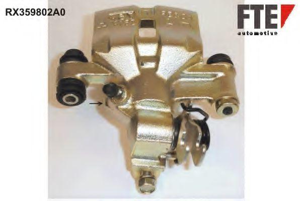 Тормозной суппорт FTE RX359802A0